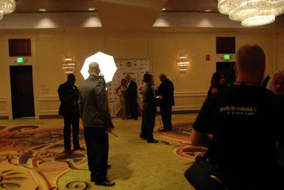 The Miss Brasil USA Connecticut beauty pageant took place Saturday, Oct. 23, 2011 at the Stamford Marriott Hotel & Spa. Photo: Michael Spero / Stamford Advocate