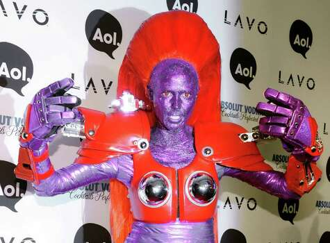 NEW YORK - OCTOBER 31:  Heidi Klum attends Heidi Klum's 2010 Halloween Party at Lavo on October 31, 2010 in New York City.  (Photo by Bryan Bedder/Getty Images) Photo: Bryan Bedder, Getty Images / 2010 Getty Images