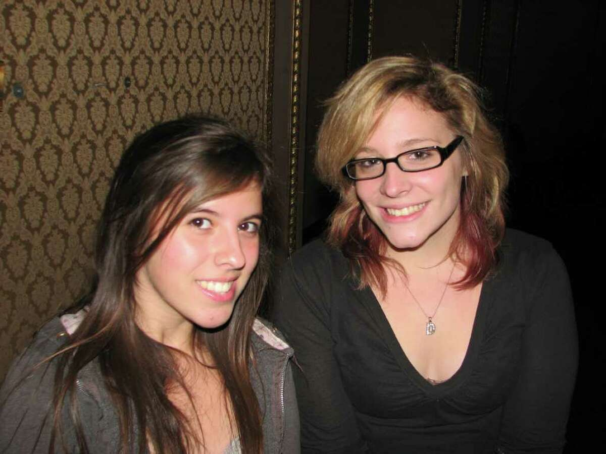 Were you Seen at the Rocky Horror Picture Show event at the Palace Theatre in Albany on Monday, Oct. 24, 2011?