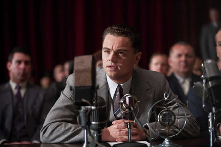 "Leonardo DiCaprio as J. Edgar Hoover in ""J. Edgar."" Photo: Keith Bernstein / ©2011 Warner Bros. Entertainment Inc."