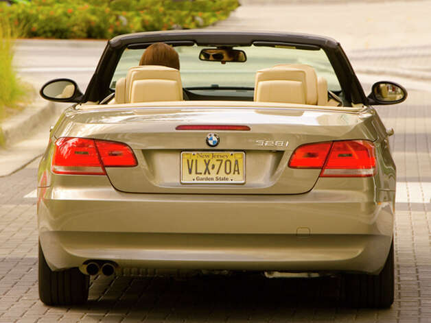 2012 BMW 328i Convertible (photo courtesy BMW) Photo: Greg Jarem
