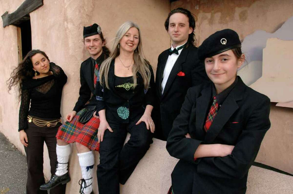The New Fairfield based Celtic roots rock band MacTalla Mor will perform a Celtic Halloween show Saturday at 8:30 p.m. at The Towne Crier Cafe in Pawling, N.Y.