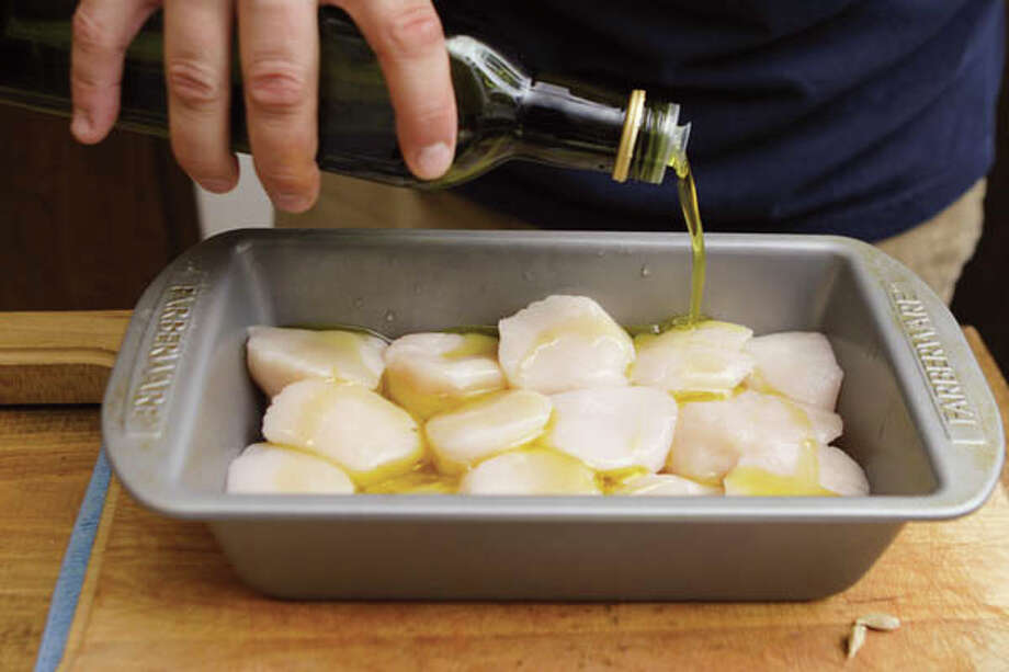 Drawing on a fearless culinary approach that includes exploration of the cutting-edge techniques of molecular gastronomy, chef Jason Baker exudes confidence in his approach to cooking and life. Photos by Suzanne Kawola/Life@Home. Read the story here, and get his recipes here.