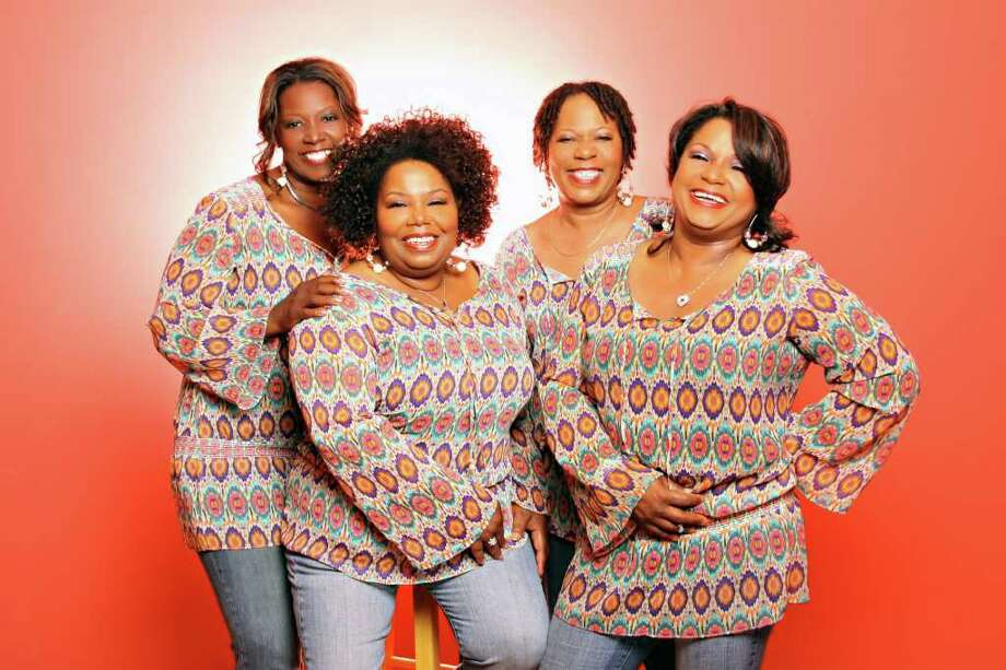 The McCrary Sisters have recorded with Bob Dylan. Photo: COURTESY PHOTO