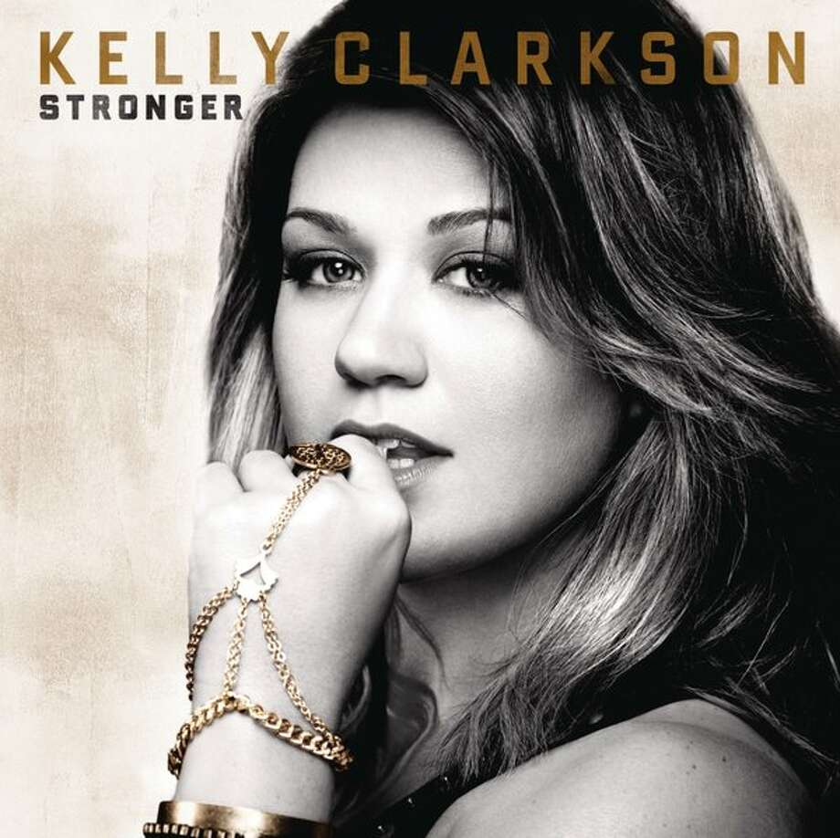 Cover of Stronger, Kelly Clarkson. Photo: Cd Cover