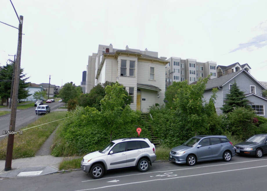 301 12th Ave. in Seattle. The house was built in 1906. Photo: Google Street View