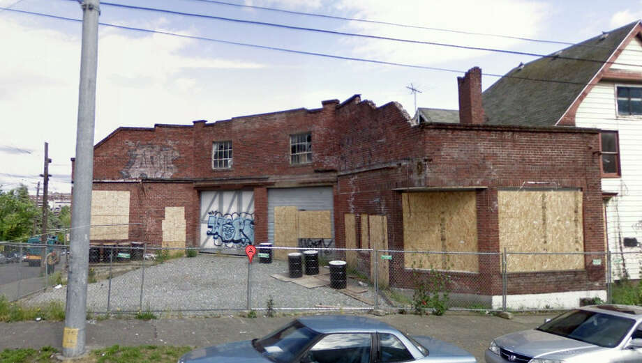 A Google Street View of buildings that were in the 400 block of Broadway in Seattle. They have since been torn down. Photo: Google Street View