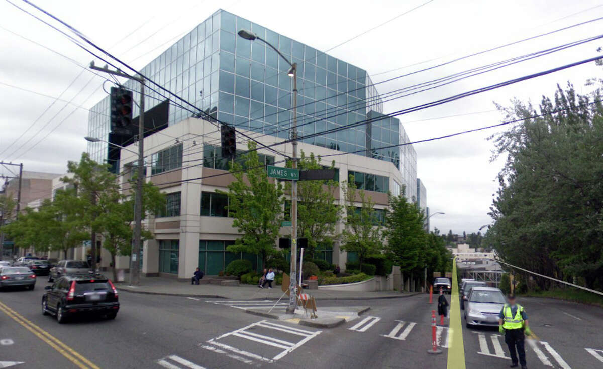 Broadway and James Street in Seattle. (Google Street View)