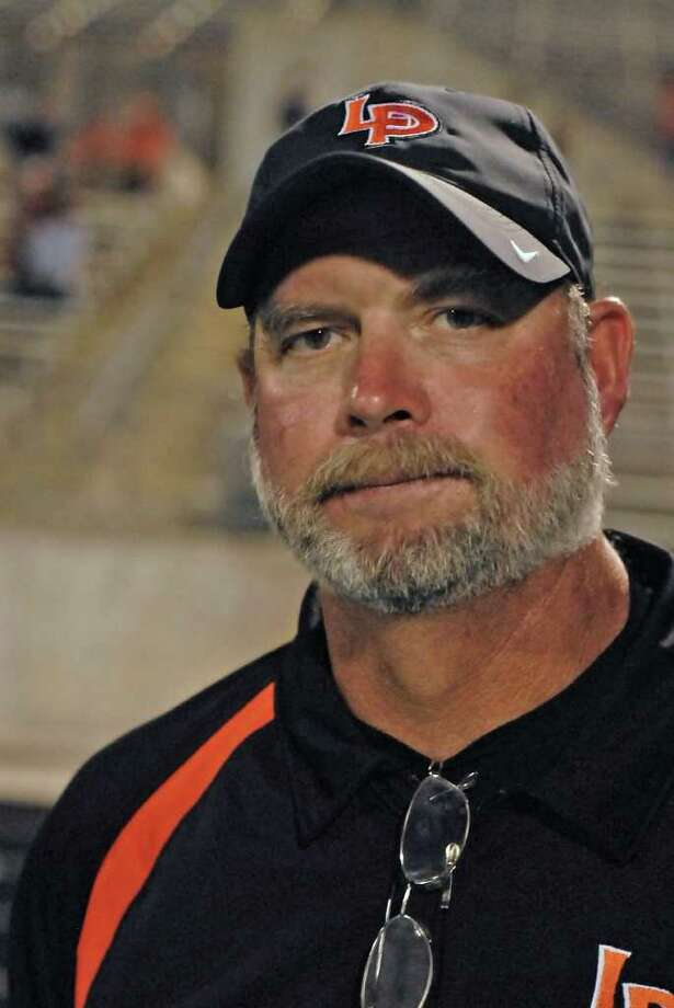 La Porte head football coach Jeff LaReau Photo: Tony Bullard / Credit: for the Chronicle