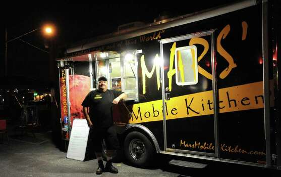 Mars Mobile Kitchen: Mars' specialty is comfort food. 