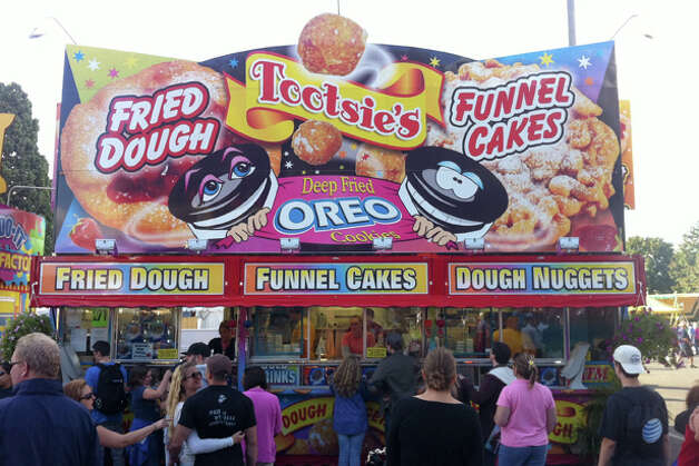 hey fair food eat year hey goin fair