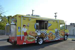 """Cheesy Jane's    Who : Jon Lindskog, who has been looking into opening a truck for more than three years. He built an exact replica of the brick-and-mortar kitchen in the truck, complete with a shake station. """"I was doing so much catering, it just makes life easier,"""" he says.   Where : Special events and catering for now, but look for the truck to hit the road after October.   Follow : Cheesy Jane's on Facebook, @cheesyjanes on Twitter and  cheesyjanes.com/catering    Menu : An abbreviated menu, that includes a 1/3-pound burger, a chicken sandwich, a chicken Caesar salad, tater tots, french fries and five flavors of milkshakes. Don't miss the sliders, spicy splinters and milkshakes.   Payment : Cash and credit cards"""