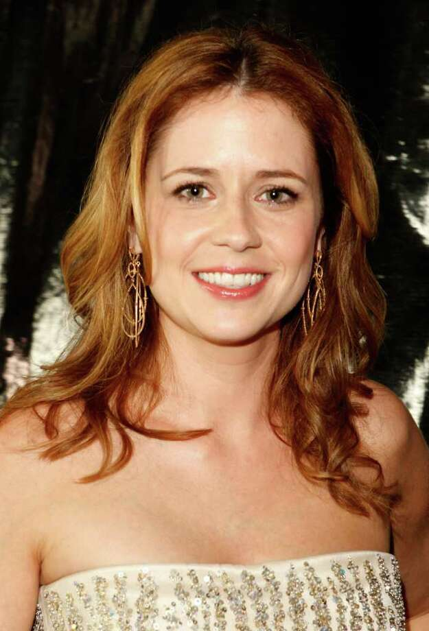 BEVERLY HILLS, CA - JANUARY 17:  Actress Jenna Fischer attend the NBC Universal and Focus Features' Golden Globes after party sponsored by Cartier at Beverly Hilton Hotel on January 17, 2010 in Beverly Hills, California.  (Photo by Christopher Polk/Getty Images for NBC Universal) Photo: Christopher Polk / 2010 Getty Images