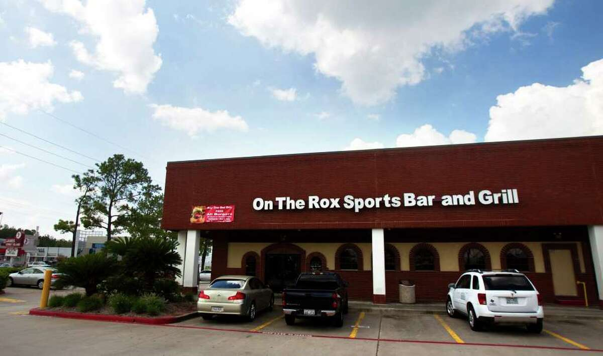 On The Rox Sports Bar & Grill is seen Wednesday, Oct. 26, 2011, in Spring.