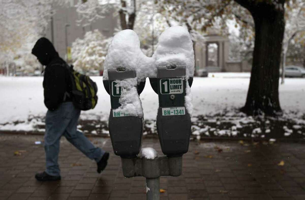 Durable design Their design, and a slightly different one from the M.H. Rhodes company in Hartford, Conn., were the standard for parking meters for more than 40 years.