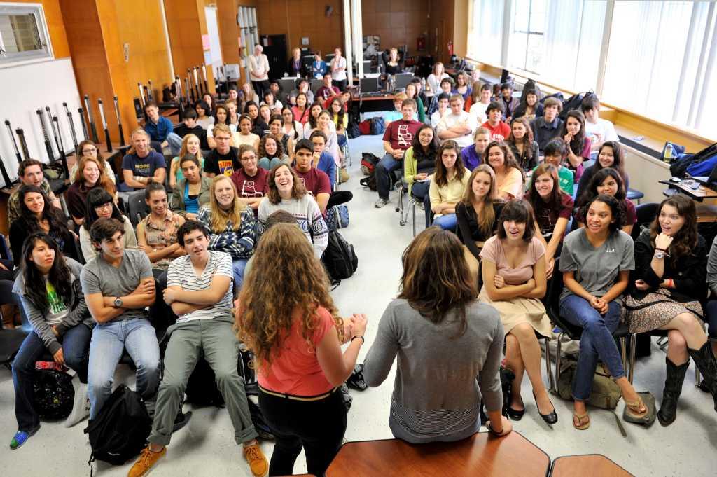 Jewish Arab Students In Israel Learn Hand In Hand San Antonio Express News