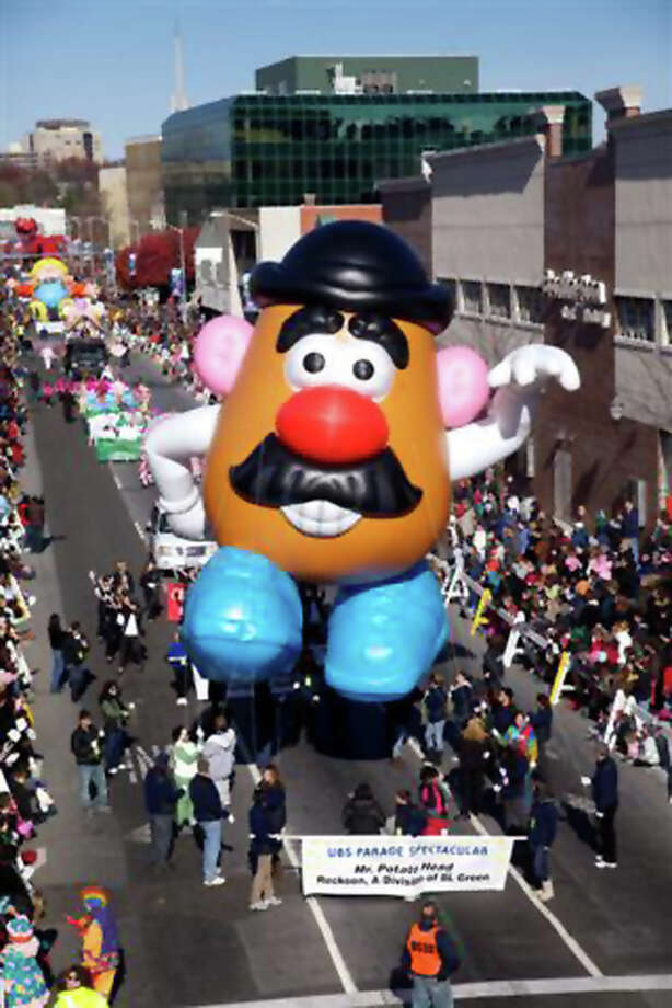 Mr. Potato Head. Photo: Contributed Photo