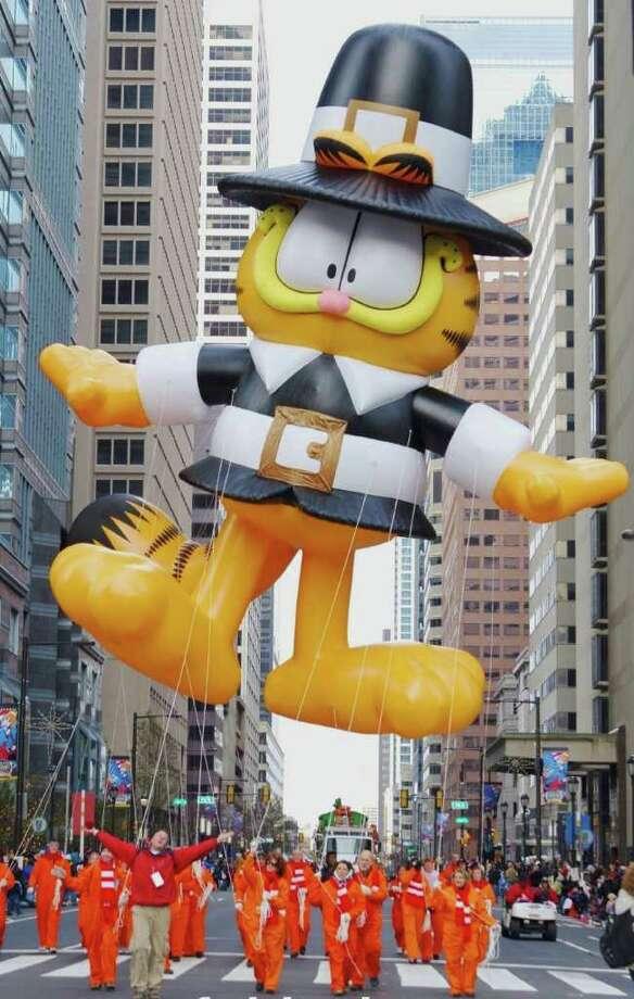 Garfield. Photo: Contributed Photo