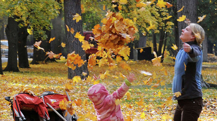 It looks like fall outside!  Photo: Getty Images