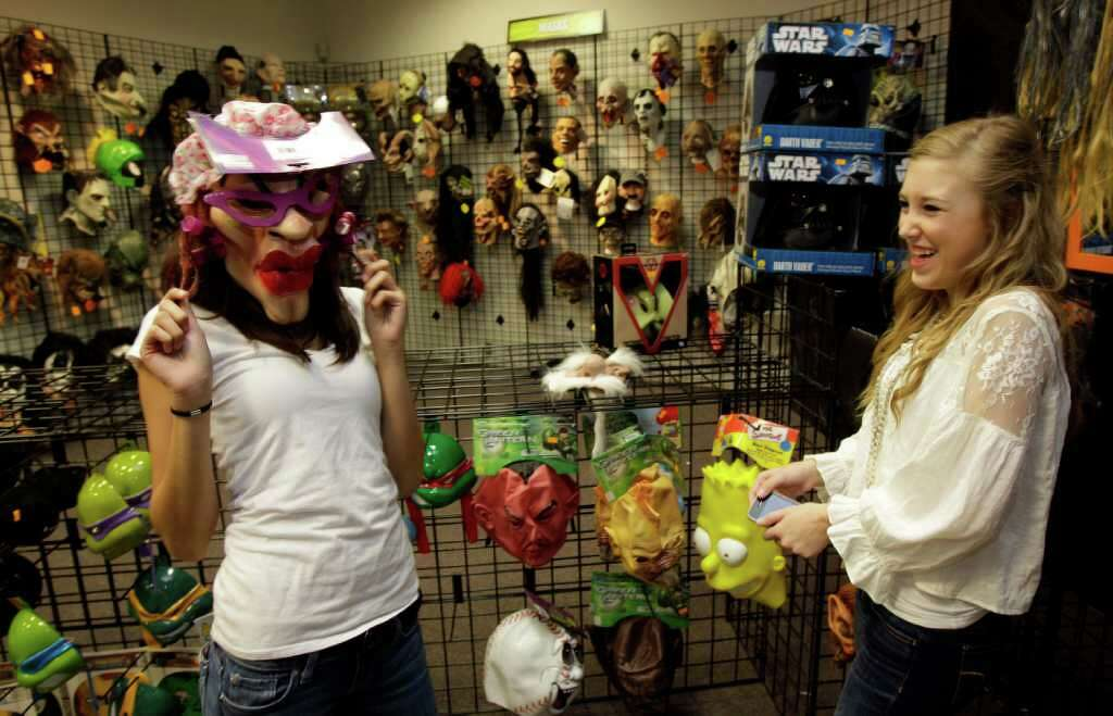 Halloween is a real treat for retail - Houston Chronicle