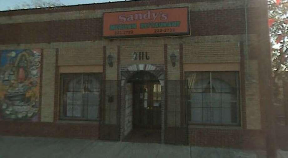 Sandy's Mexican Restaurant Photo: Google Streetview