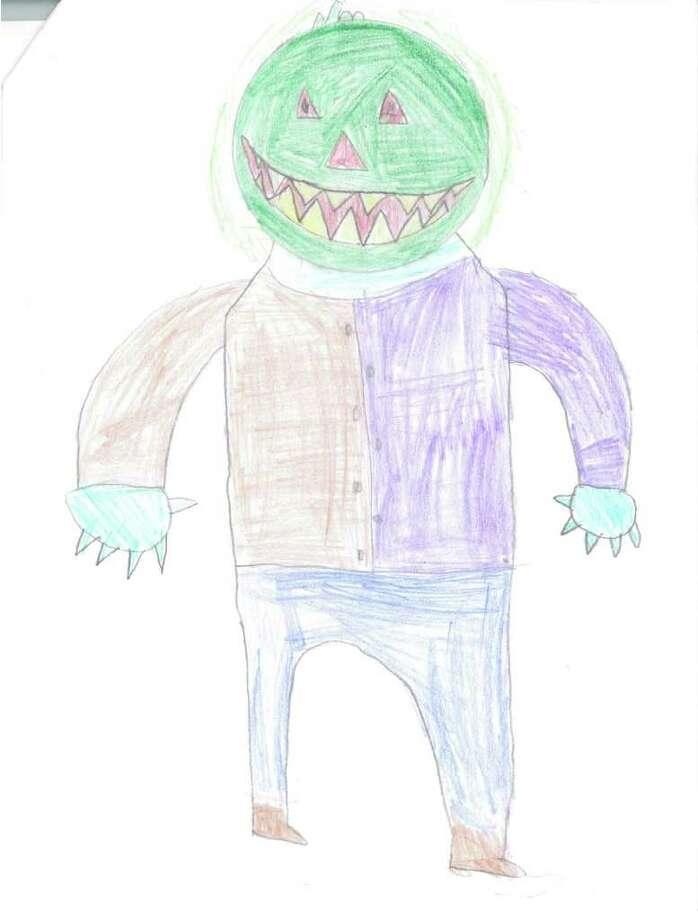 Dagan Leger, 10-years-old, Vidor Middle School