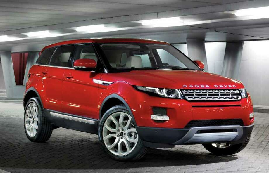The 2012 Range Rover Evoque five-door model begins at $43,995. This is the uplevel Prestige version, which lists for $52,395. COURTESY OF JAGUAR LAND ROVER NORTH AMERICA Photo: Jaguar Land Rover North America, COURTESY OF JAGUAR LAND ROVER NORTH AMERICA