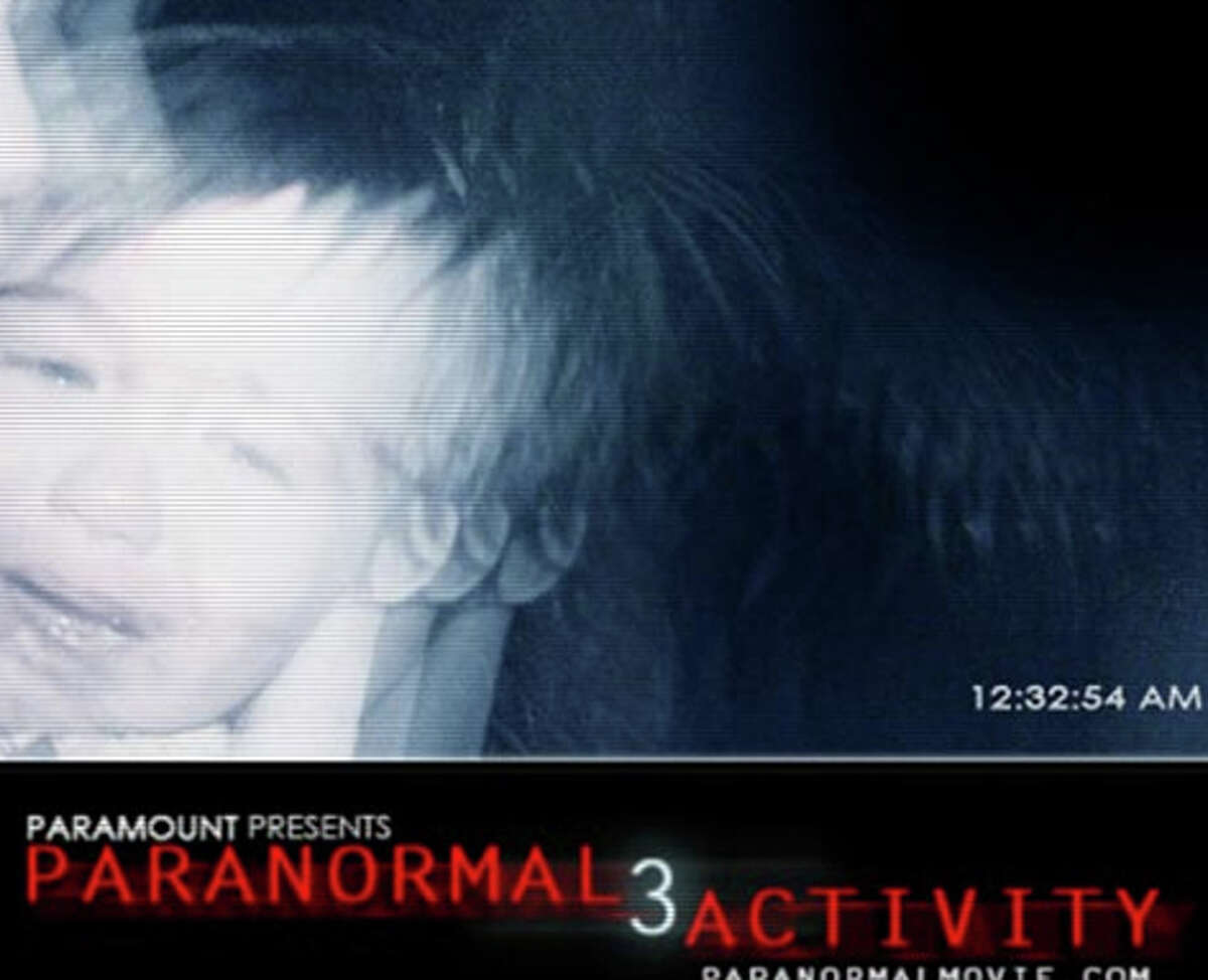 """""""Paranormal Activity 3"""" is screening in area movie theaters."""