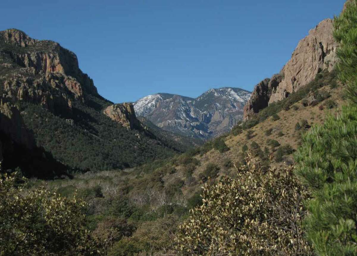 Chiricahua Mountains near Cave Creek Canyon. CREDIT: Wally Elton/Special to the Times Union.