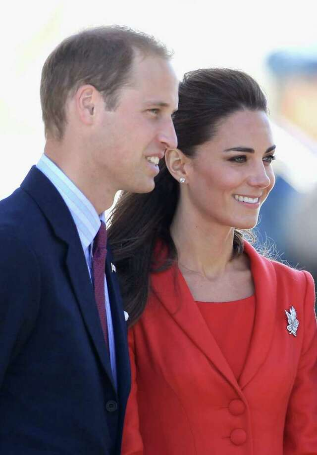 The Royal Couple during an overseas tour. Photo: Chris Jackson, Getty Images / 2011 Getty Images