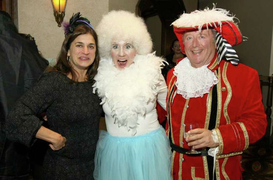 Were you seen at the National Center for Missing & Exploited Children New York Branch Capital Region Office Annual Halloween Masquerade Ball at Saratoga National on Saturday, October 28, 2011? Photo: Joe Putrock/Special To The Times Union