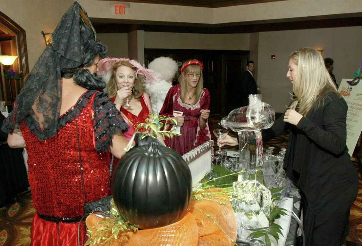 Were you seen at the National Center for Missing & Exploited Children New York Branch Capital Region Office Annual Halloween Masquerade Ball at Saratoga National on Saturday, October 28, 2011?