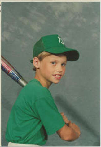 Lumberton native Clay Buchholz started T-Ball at a very early age. Buchholz pitches for the Boston Red Sox. Photo: Courtesy Of Their Families