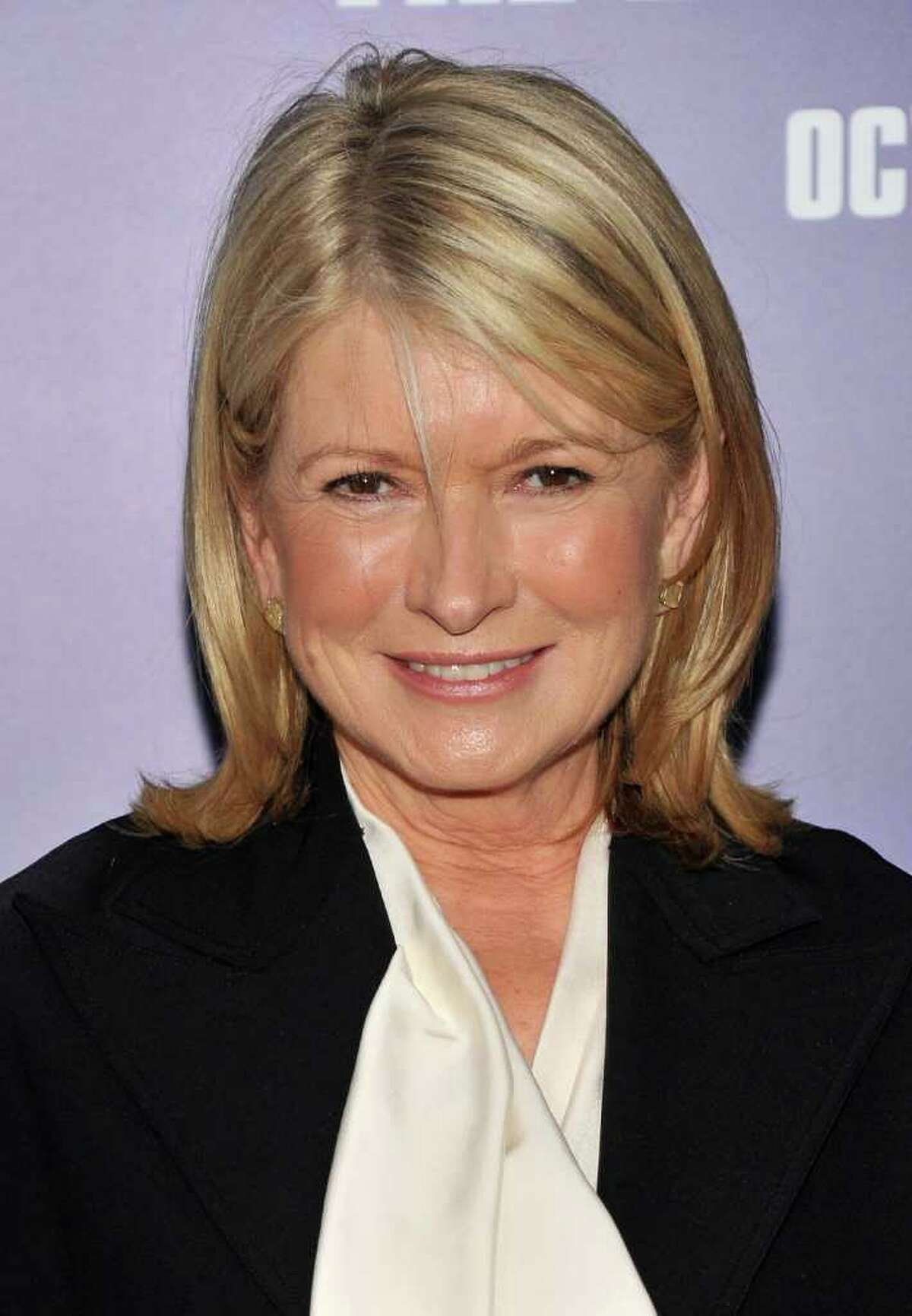 The Orthopaedic Foundation for Active Lifestyles will honor Martha Stewart at the organization's seventh anniversary gala fundraiser at the Harvard Club of New York City Nov. 9. (Photo by Stephen Lovekin/Getty Images)
