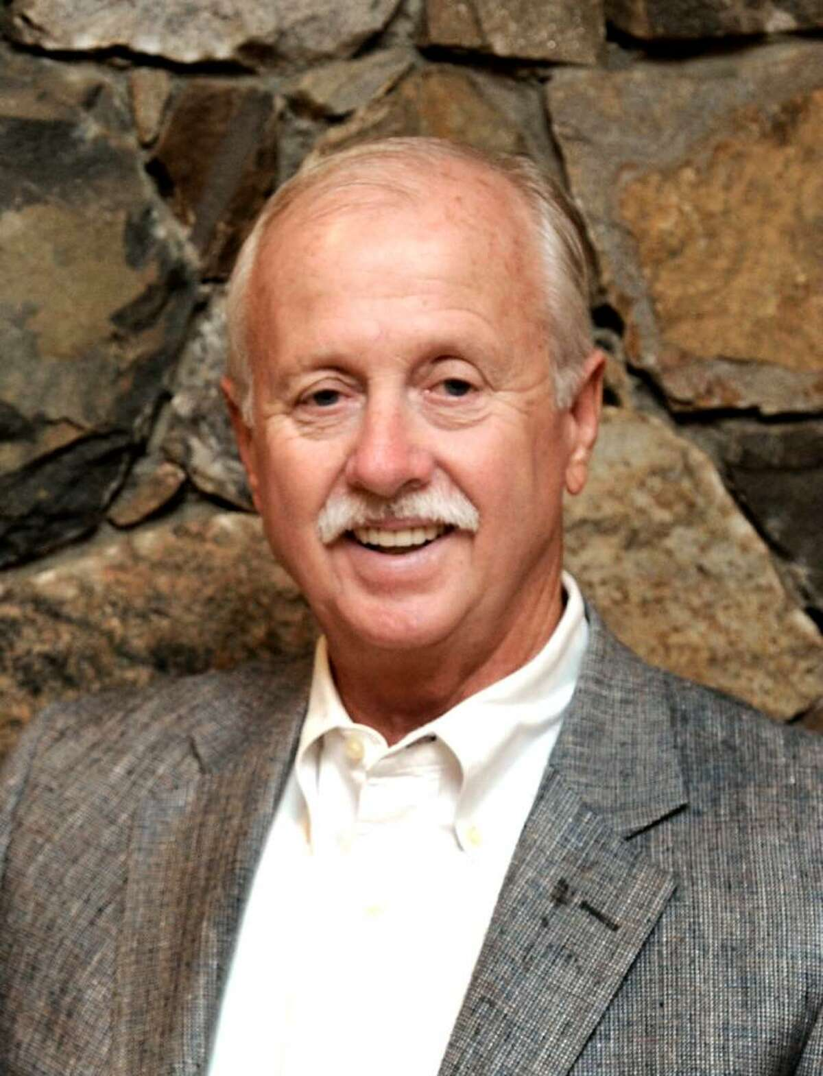 Joseph Sullivan, president,MCCA, Inc. in his Danbury offices on friday.