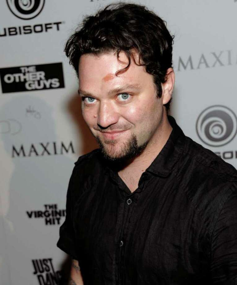 Bam Margera. Photo: AP
