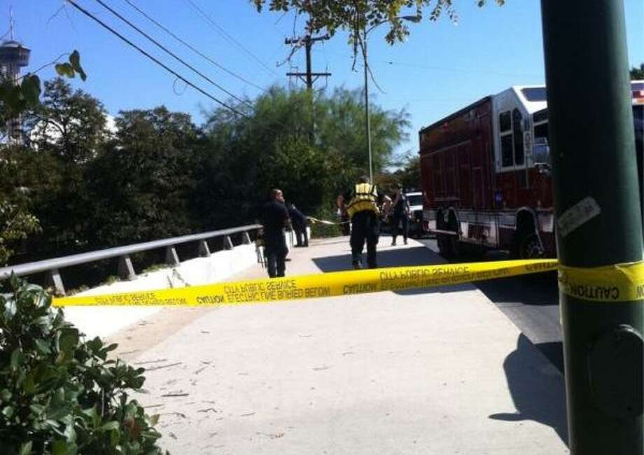 San Antonio police are investigating the death of a man whose body was found in the San Antonio River downtown Mondayafternoon.