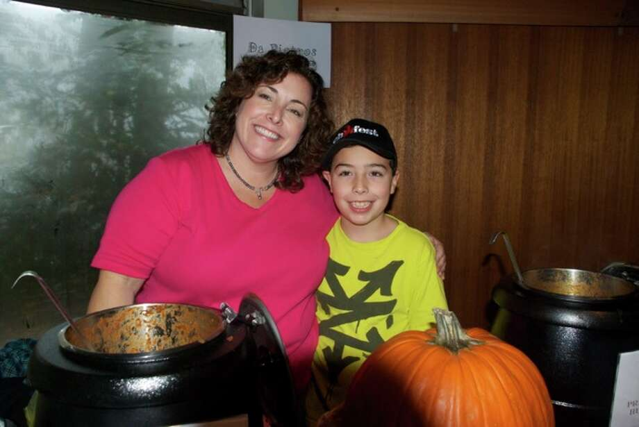 Chilifest 2011 at the Unitarian Church in Westport. Photo: Michael Spero / Stamford Advocate