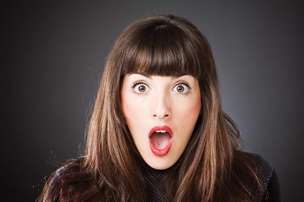 Female faces during orgasm