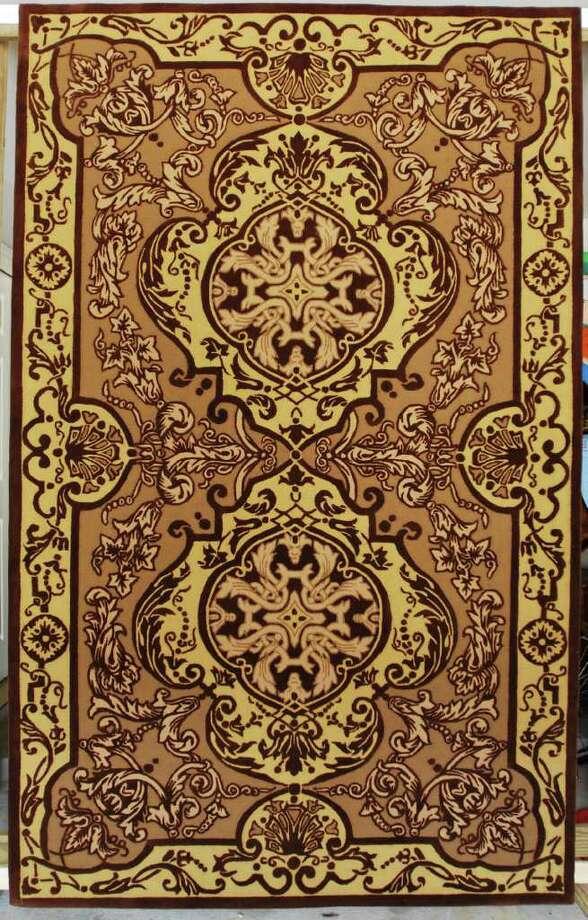 A carpet by Hokanson Inc. Photo: Hokanson Inc.