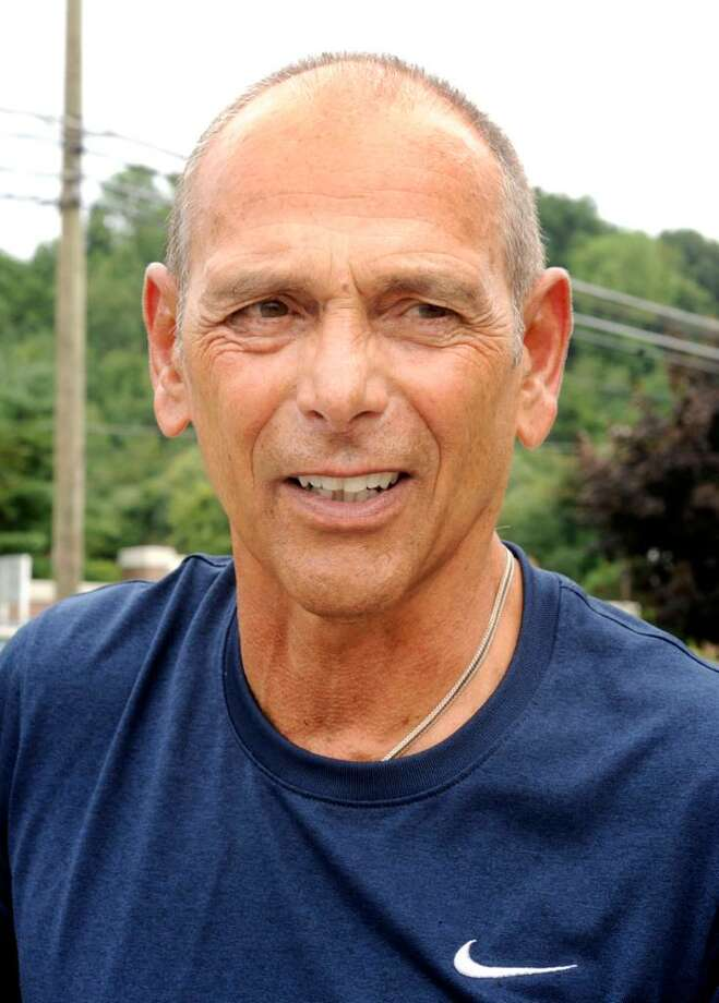 Man on the street - Skip DiLauro of New Fairfield. Photo: Michael Duffy / The News-Times