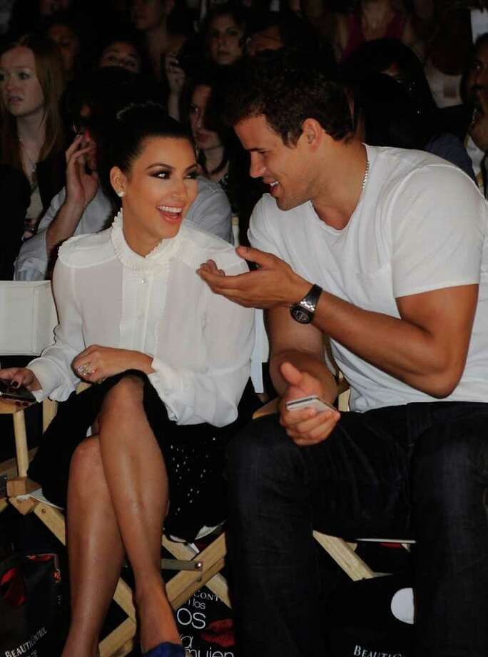 Kim Kardashian and Kris Humphries shocked the world when Kim filed for divorce on October 31, 2011 after 72 days of marriage. / 2010 Getty Images