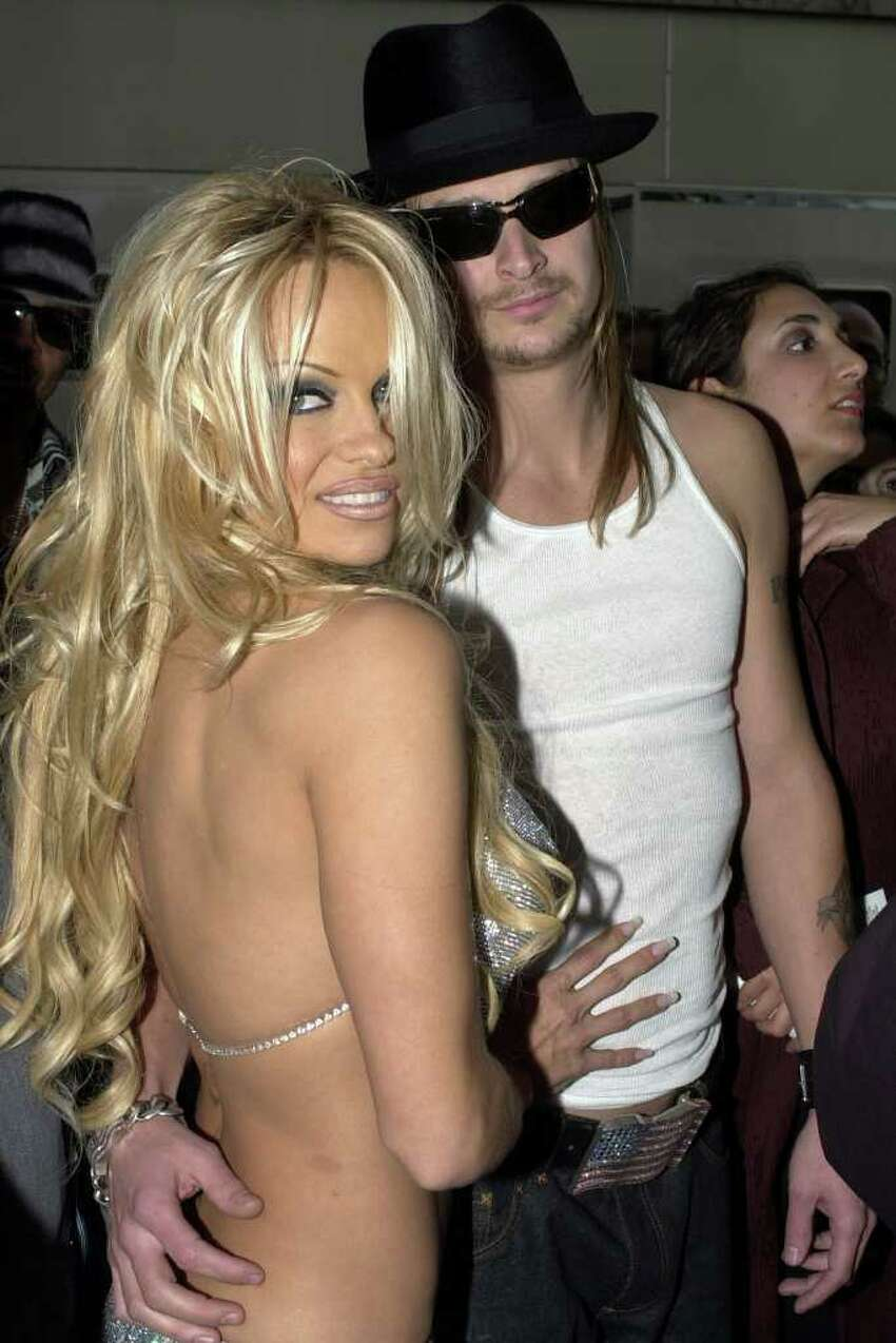 Looking back on it, there's no way this was going to end well. The notoriously hard-living Kid Rock and the notoriously rock star-loving Pam Anderson lasted only four months as man and wife.