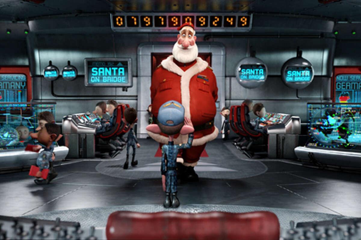 Santa in