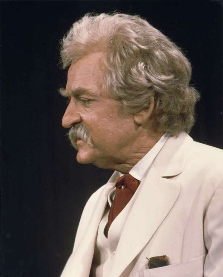 Hal Holbrook has been doing his solo show 'Mark Twain Tonight!' for more than 50 years. Courtesy of Arts San Antonio