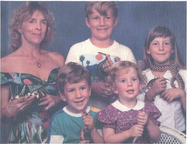 The kids have been banned from show and tell. Photo: Courtesy AwkwardFamilyPhotos.com