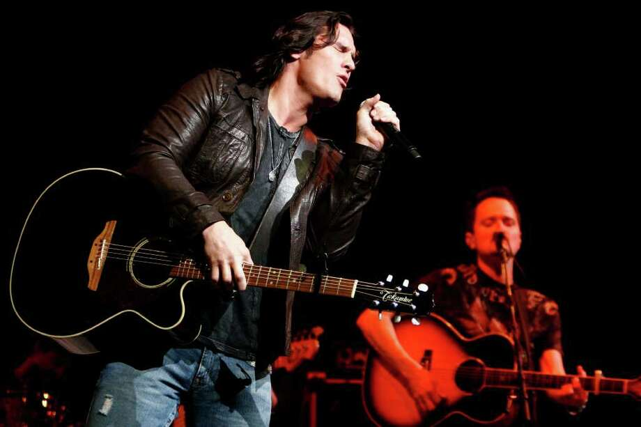 "Joe Nichols, Feb. 19, 1 p.m. Arkansas native Nichols has scored more than a half-dozen Top 10 country hits since breaking through a decade ago with ""Brokenheartsville"" and ""The Impossible."" The most memorable? Gotta be the well-titled ""Tequila Makes Her Clothes Fall Off."" Nichols' latest CD is ""It's All Good."" EXPRESS-NEWS FILE PHOTO Photo: NICOLE FRUGE, SAN ANTONIO EXPRESS-NEWS / SAN ANTONIO EXPRESS-NEWS"