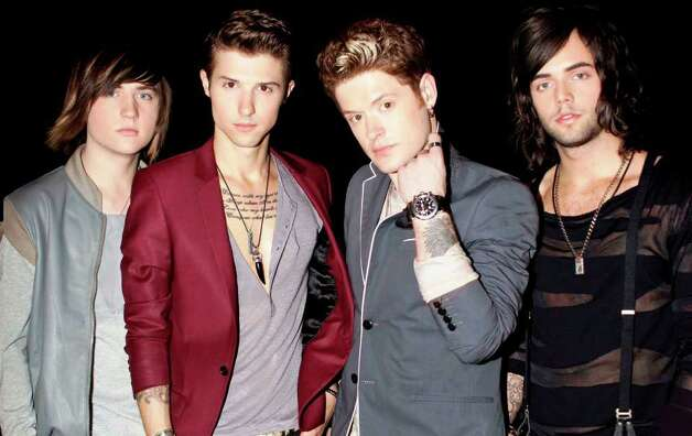 "Hot Chelle Rae, Sunday, 1 p.m. Hot Chelle Rae is from Nashville, but does not play country, though some members hail from families with country music pedigrees. The quartet will give rodeo attendees their first taste of rock for '12. Described as a dance-rock and a pop-rock band, Hot Chelle Rae hit with its debut CD, ""Lovesick Electric,"" and a big, arena-ready sound. The single ""Tonight Tonight"" was a hot summer song last year. The band's sophomore album, ""Whatever,"" came out in November  2011. COURTESY LEANN MUELLER Photo: Courtesy LeAnn Mueller"
