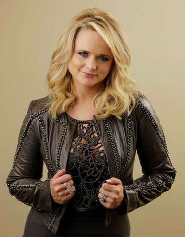 "Miranda Lambert performs Tuesday, Feb. 21, at the 2012 San Antonio Stock Show & Rodeo. Lambert's latest release, ""Four the Record,"" hit shelves this week. MARK HUMPHREY / ASSOCIATED PRESS Photo: AP"