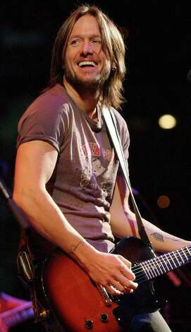 "Keith Urban, Saturday (1 and 7:30 p.m.) From the land down under, the Nashville-by-way-of-Australia country singer has scored huge hits, singles and albums, and racked up awards including Grammys for more than a decade. Albums such as ""Golden Road,"" ""Be Here"" and ""Love, Pain and the Whole Crazy Thing"" are all multi-platinum discs. With a slew of hits including ""But for the Grace of God,"" ""Days Go By,"" ""Making Memories of Us"" and ""You Look Good in My Shirt,"" Urban has plenty of songs from which to draw.  Photo: EDWARD A. ORNELAS, SAN ANTONIO EXPRESS-NEWS / SAN ANTONIO EXPRESS-NEWS"